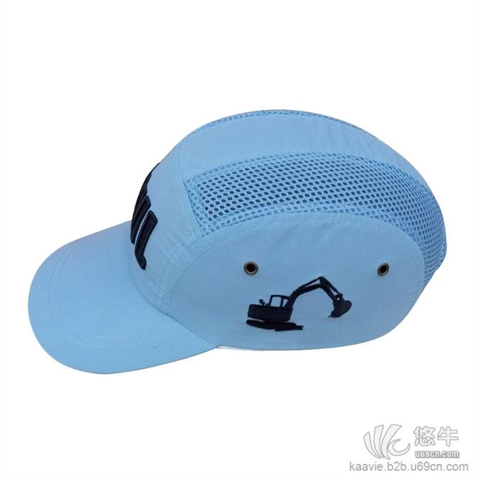 登山骑车运动防护安全护头棒球帽定制劳保头盔帽轻型防撞帽