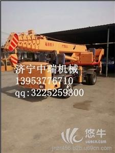 供应自制6吨吊车