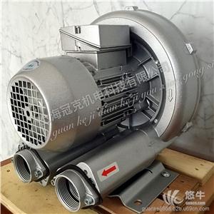 供应上海纸巾包装设备专用高压鼓风机1.1kw漩涡气泵环形风泵