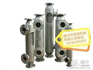 供应化工用酒精甲醇冷凝器 螺旋缠绕管式换热器换热器