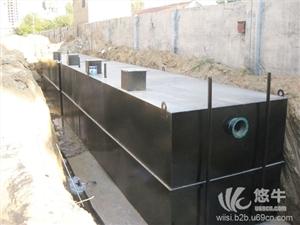 供应生活污水处理成套设备
