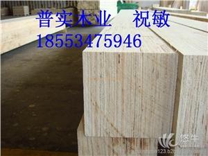供应免熏蒸木方包装箱用免熏蒸木方