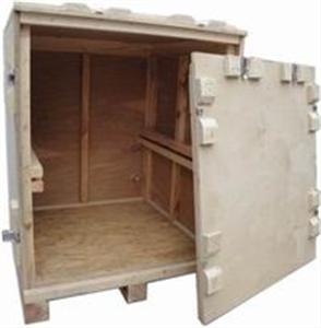 供应上海包顺包装销售生产展品箱