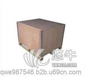 供应上海包顺包装销售定制卸木箱