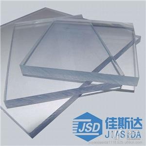 供应厂家直销防紫外线PC透明耐力板