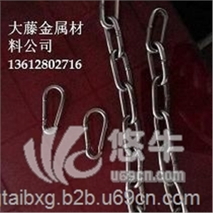 6mm粗不锈钢链条联系电话13612802716