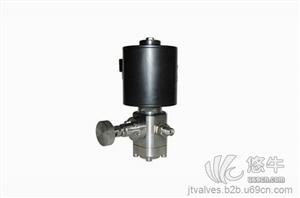 供应进口带手动控制高压电磁阀