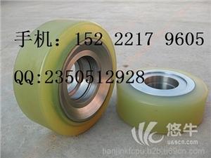 供应天津聚氨酯胶轮,钢厂用胶轮包胶