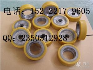 供应天津聚氨酯胶轮包胶,叉车轮包胶