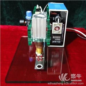 供应生产半自动粉末包装机多物料粉粒排气封装机HZJP-1