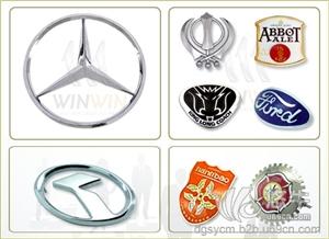 供应徽章标牌纪念品饰品专业生产厂家