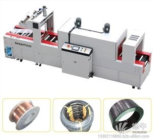 供应舜天STF-6030AC自动袖口收缩包装机