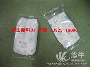供应新科力KL-350D纸尿裤自动套袋包装机试用装纸尿裤包装机械