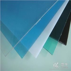 供应防静电PC板 PC板异形加工定制PC板材