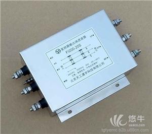 供应天工通宇5.5/7.5kW变频器输出端EMC滤波器