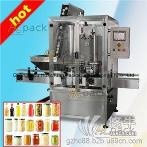 供应广州华川HCXG-ZK110A玻璃瓶真空旋盖机