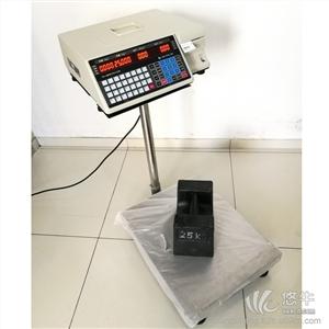 供应上海全扶TCS-TM打印不干胶标签台秤打印标签贴纸电子台秤