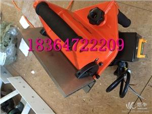 供应百一BY200钢板倒角机货源济宁坡口机电动坡口机