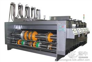 前缘式印刷开槽机