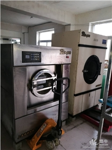 供应水洗机烘干机烫平机出售福特水洗厂设备