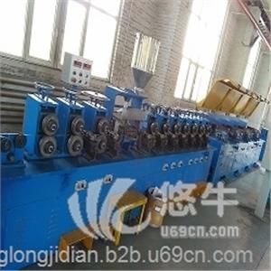 供应晟龙机电ACE-08耐磨药芯焊丝生产线