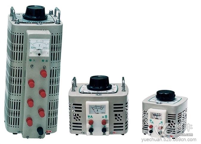 柱式调压器