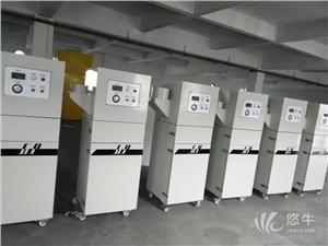 供应绿深lcf小型移动式除尘器