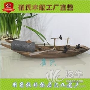 供��崔氏仿古木船模型一帆�L�船�[件崔氏仿古木船模型