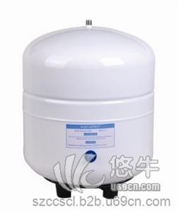 供应3.2G塑料压力桶 纯水机专用家用储水桶3.2G塑料压力桶