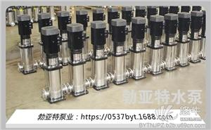 供应内蒙重量轻 QDL型家用水泵 厂家直销QDL耐腐蚀泵