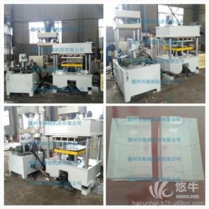 供应定制50吨四柱液压机塑料盒裁断专用液压机50吨裁断液压机