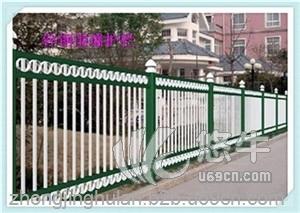供应中晶定做锌钢生产厂家围墙护栏