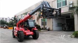 供应伸缩臂叉车 单臂多功能两级三级5吨伸缩臂叉车