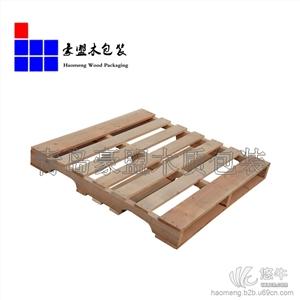 供应青岛厂家直销pallets实木熏蒸托盘木托盘青岛