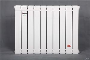 供应虹阳QFGZ306钢铝复合暖气片散热器