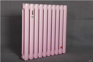 供应虹阳钢制散热器暖气片QF
