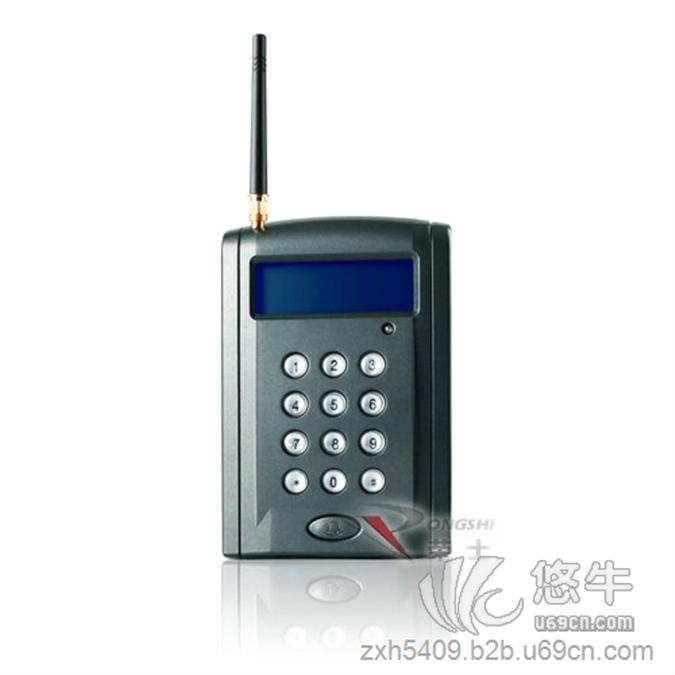 无线通讯读卡器