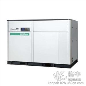 供应日立DSP电镀行业螺杆机空气压缩机