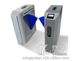 供应海普天HPT-YZ二维码翼闸会员刷卡翼闸彩屏翼闸