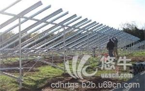 供应光伏电站设计施工EPC总承包建设公司打光伏太阳能桩