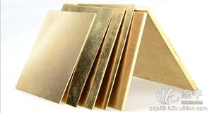 玻璃拉丝 产品汇 供应中铝1mm黄铜板h62  黄铜板拉丝加工h62黄铜板