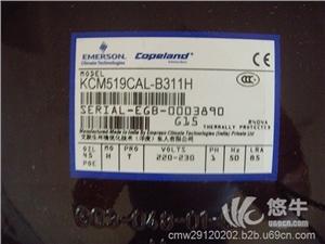 奶茶店制冰机 产品汇 供应CopelandKCM519CAL制冰机压缩机