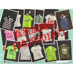 供应找国内一二线外贸童装尾货批发世通真便宜儿童服装