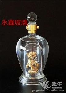 供��永鑫玻璃酒瓶工�品�S家永鑫玻璃工�酒瓶