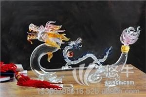 供应永鑫A-78 玻璃工艺酒瓶 龙形工艺酒瓶