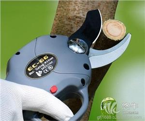 供应园林修枝剪 电动剪刀 果树剪刀充电式园林修枝剪电动剪刀
