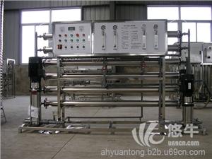 供应元通33吨反渗透设备半成品