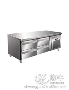 供应四抽屉保鲜厨房工作台厨房工作台
