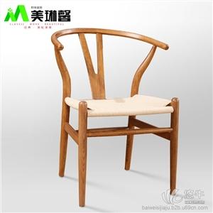 供应美琳馨06百维斯实木餐椅