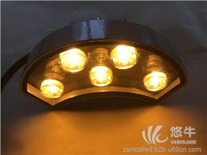供应霓彩NC-WPD-S005LED扇贝瓦楞灯5W